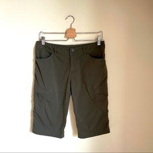 VTG Patagonia Olive Roll Tab Solimar Shorts 6